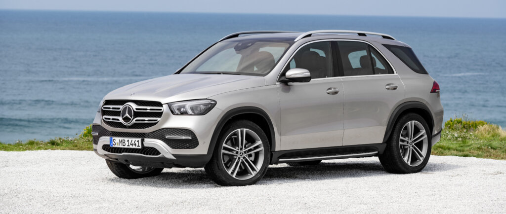 Image of Mercedes Benz GLE Class