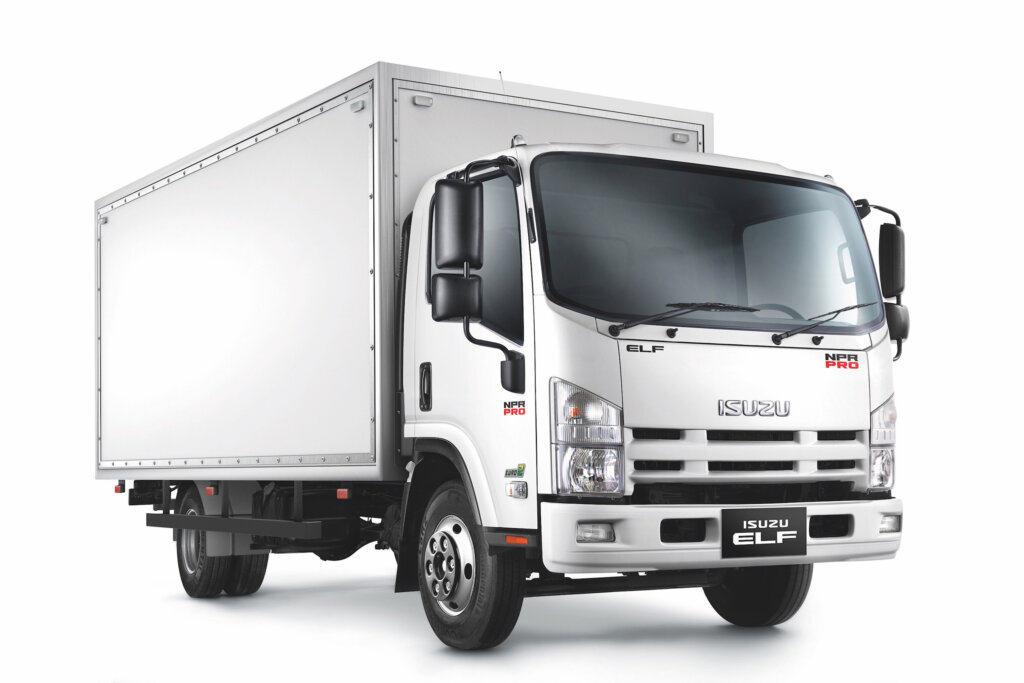 Image of Isuzu Elf