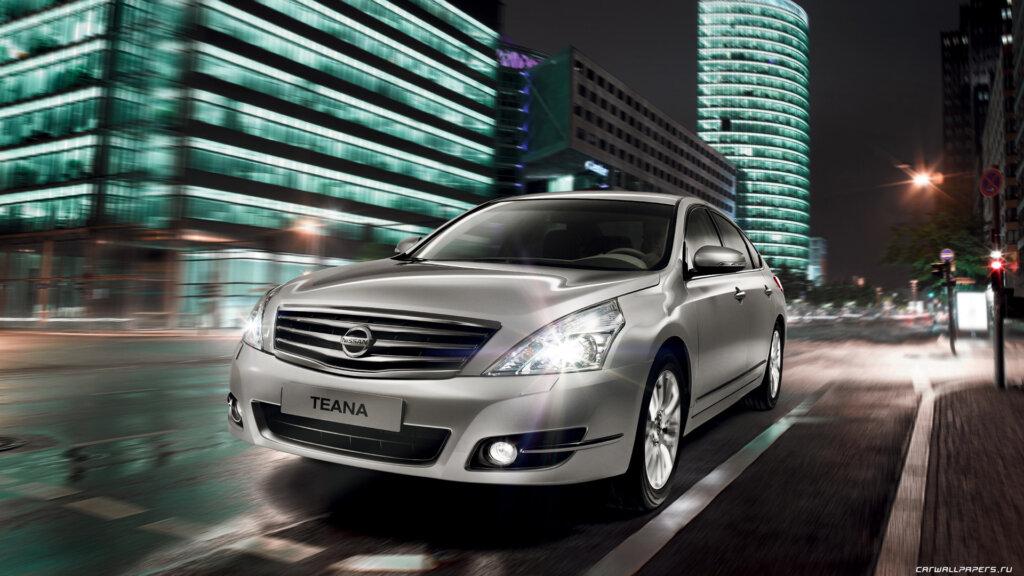 Image of Nissan Teana