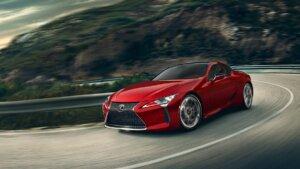 Image of Lexus LC