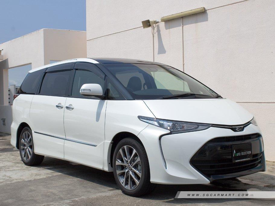 Image of Toyota Estima