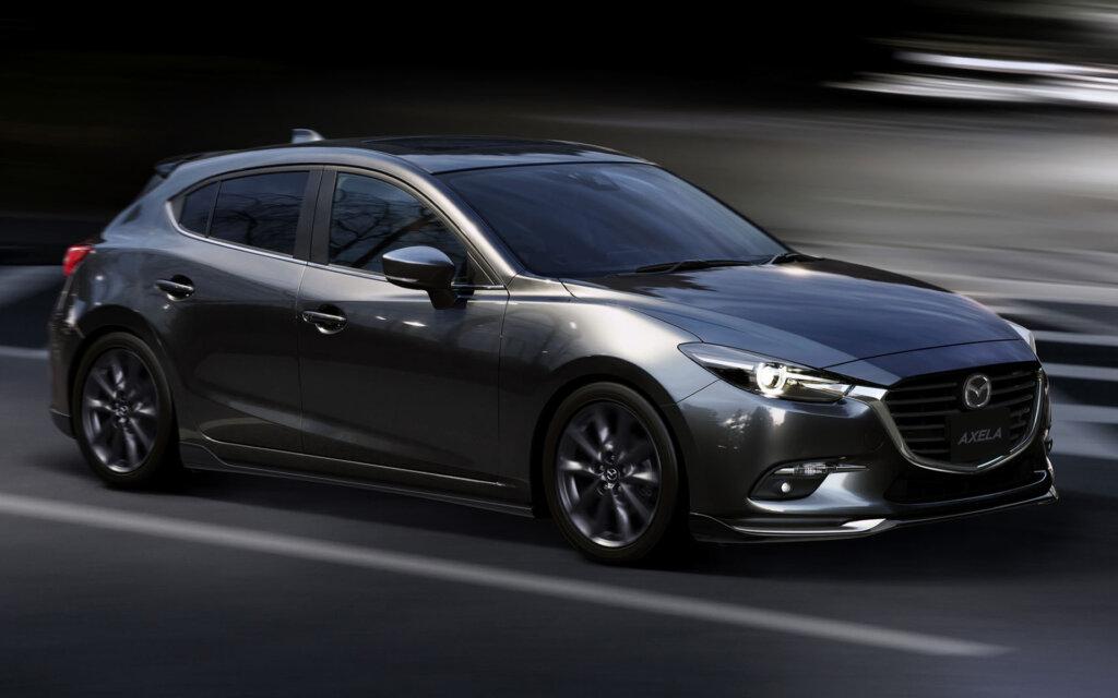 Image of Mazda Axela