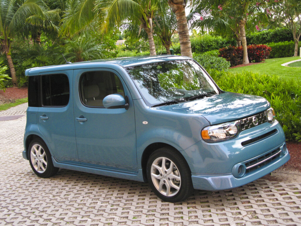 Image of Nissan Cube