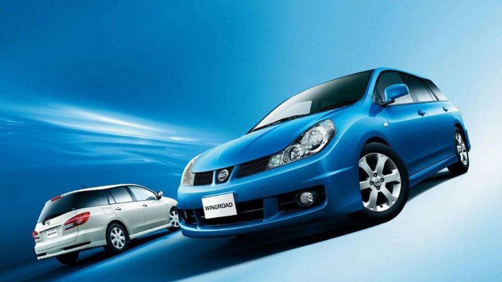 Image of Nissan Wingroad