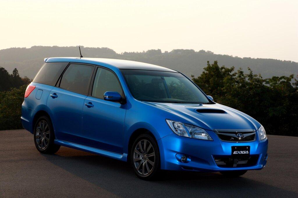 Image of Subaru Exiga