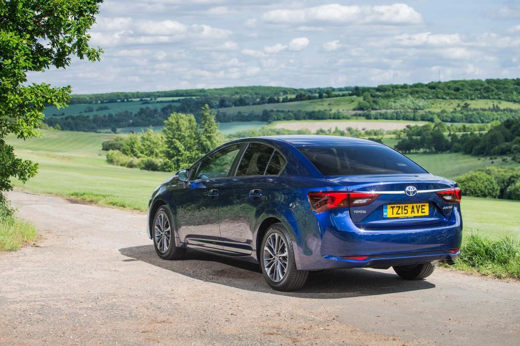 Image of Toyota Avensis
