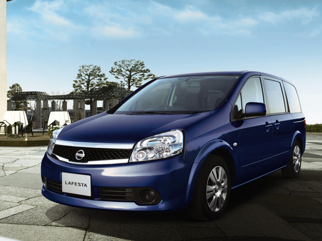 Image of Nissan Lafesta