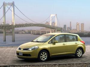 Image of Nissan Tiida