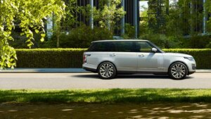 Image of Land Rover Range Rover