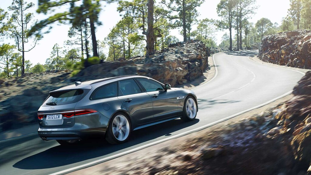 Image of Jaguar XF