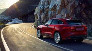 Image of Jaguar f pace