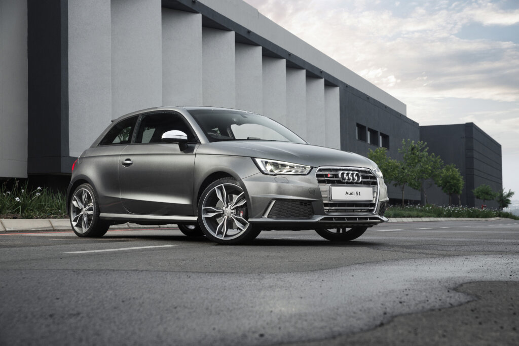 Image of Audi S1