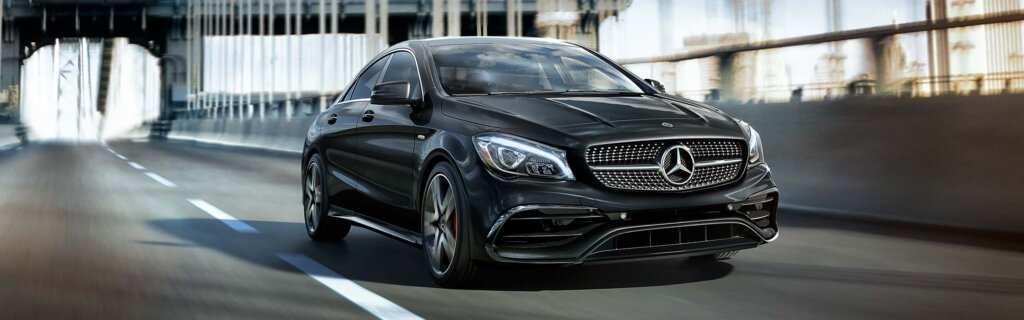 Image of Mercedes Benz CLA Class