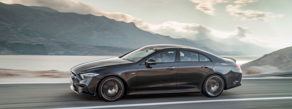 Image of Mercedes Benz CLS Class