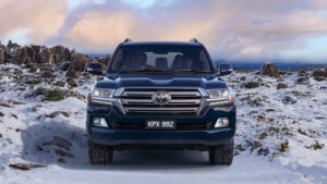 Image of Toyota Land Cruiser V8
