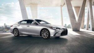Image of Lexus ES