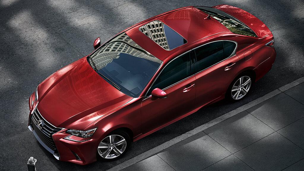 Image of Lexus GS