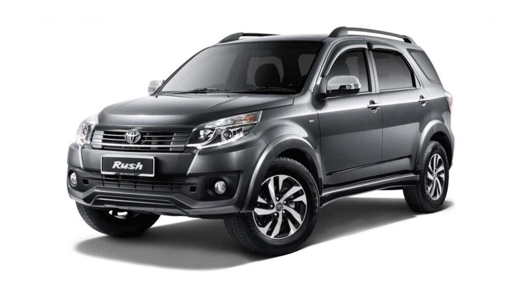 Image of Toyota Rush