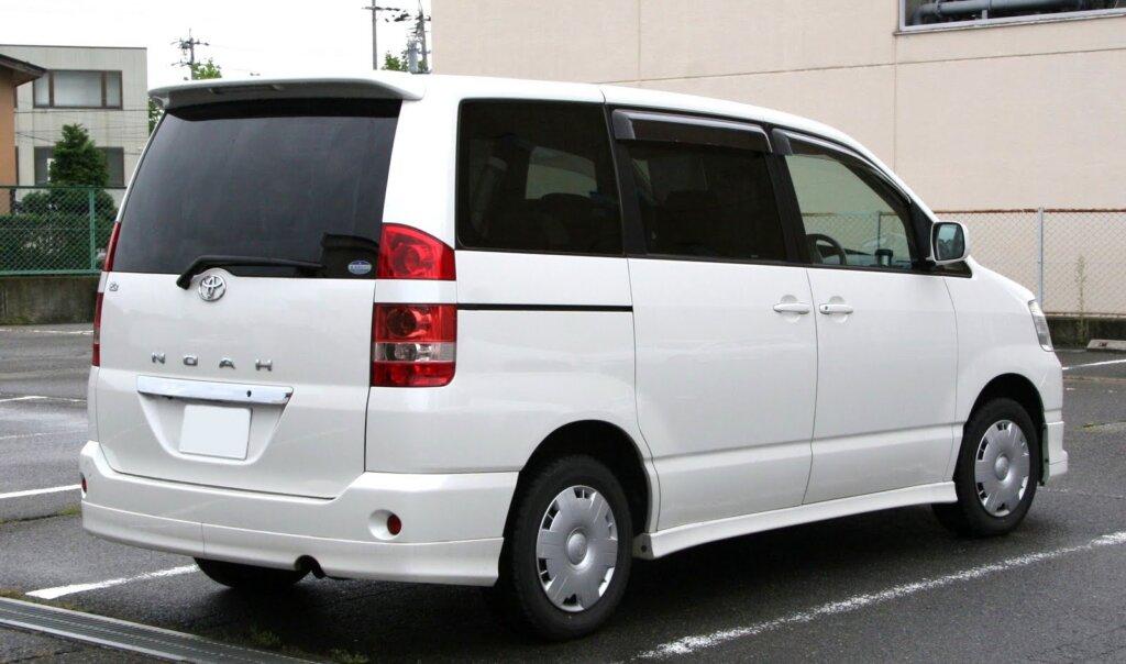 Image of Toyota Noah
