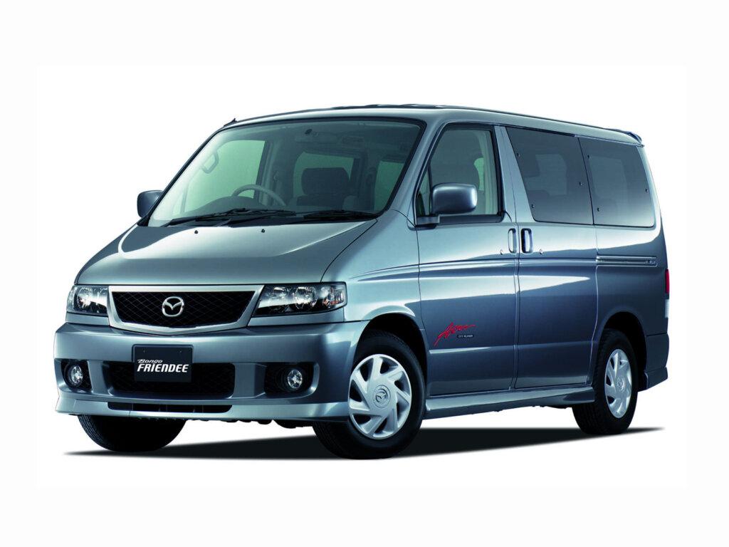 Image of Mazda Bongo