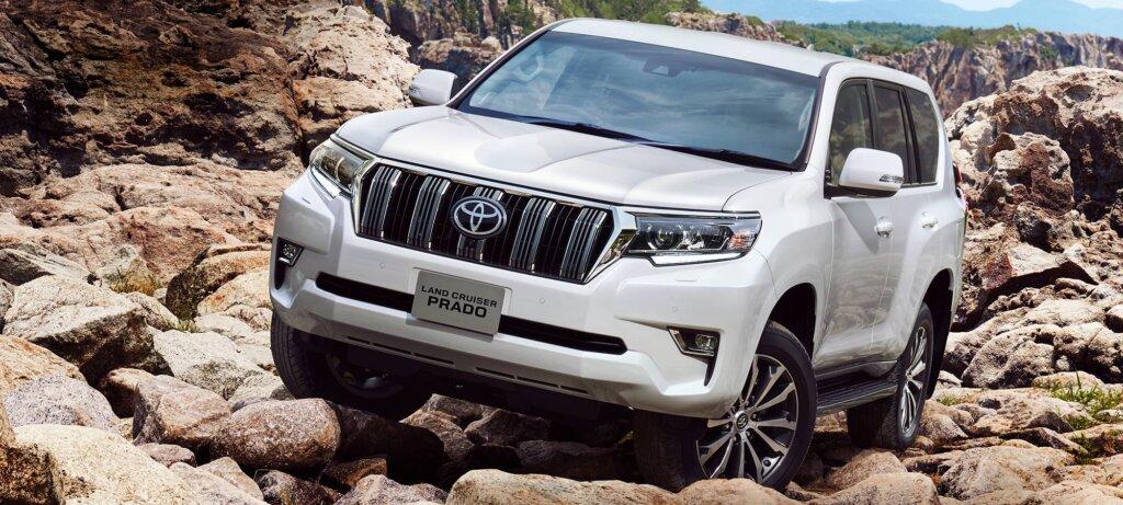 Image of Toyota Land Cruiser Prado