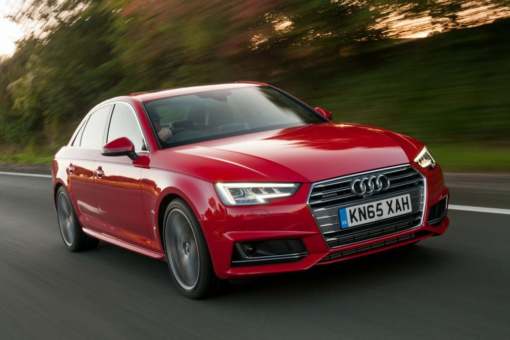 Image of Audi A4