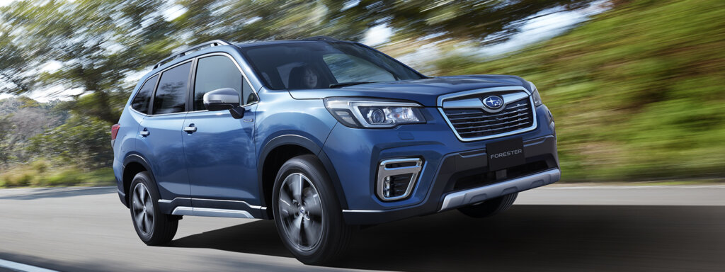 Image of Subaru Forester