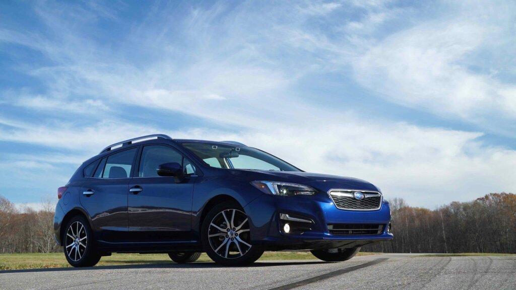 Image of Subaru Impreza