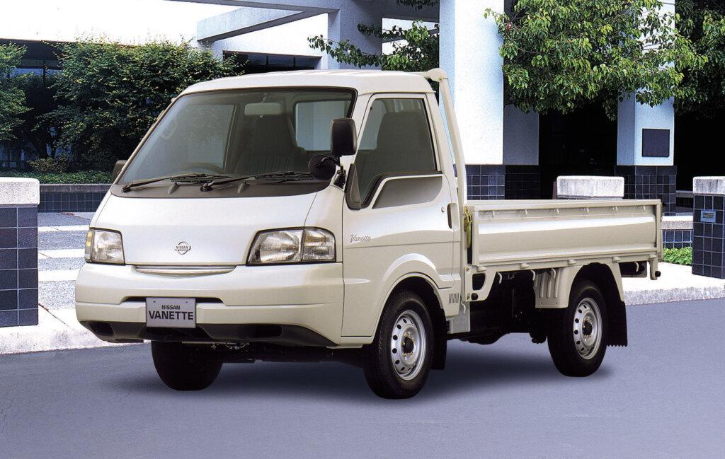 Image of Nissan Vanette Truck