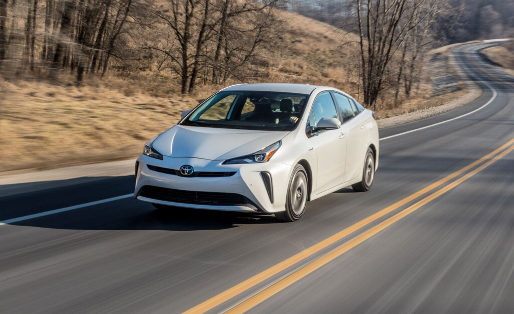 Image of Toyota Prius