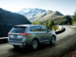 Image of Mitsubishi Outlander
