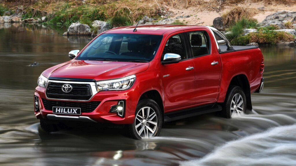 Image of Toyota Hilux Pickup