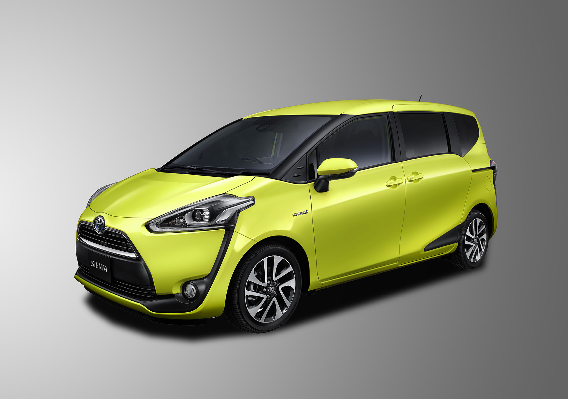 Image of Toyota Sienta