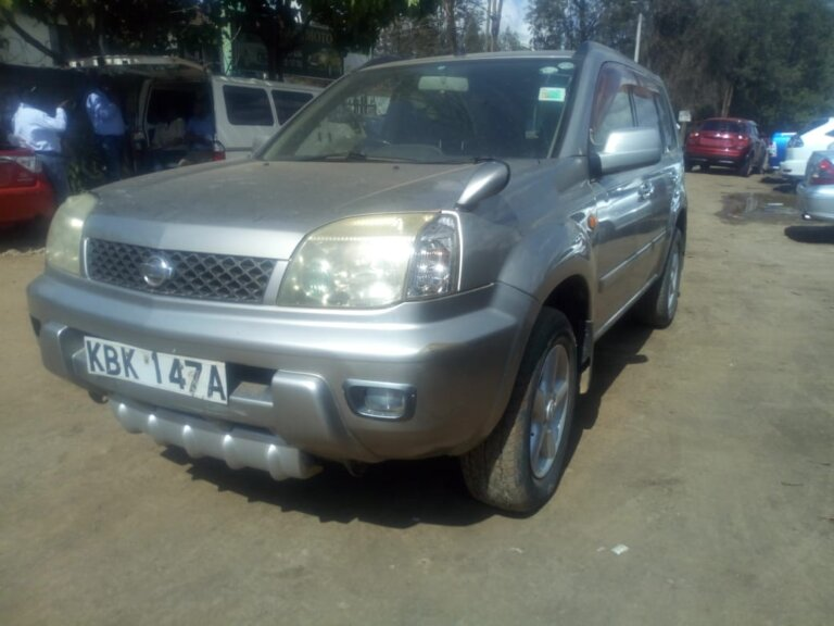 Image of 2002 Nissan X-trail for sale in Nairobi