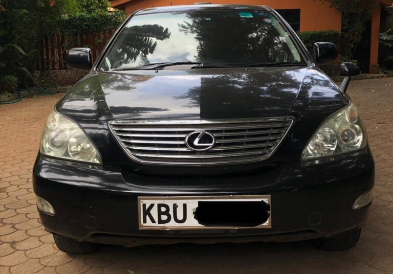 Image of 2006 Toyota Harrier for sale in Nairobi