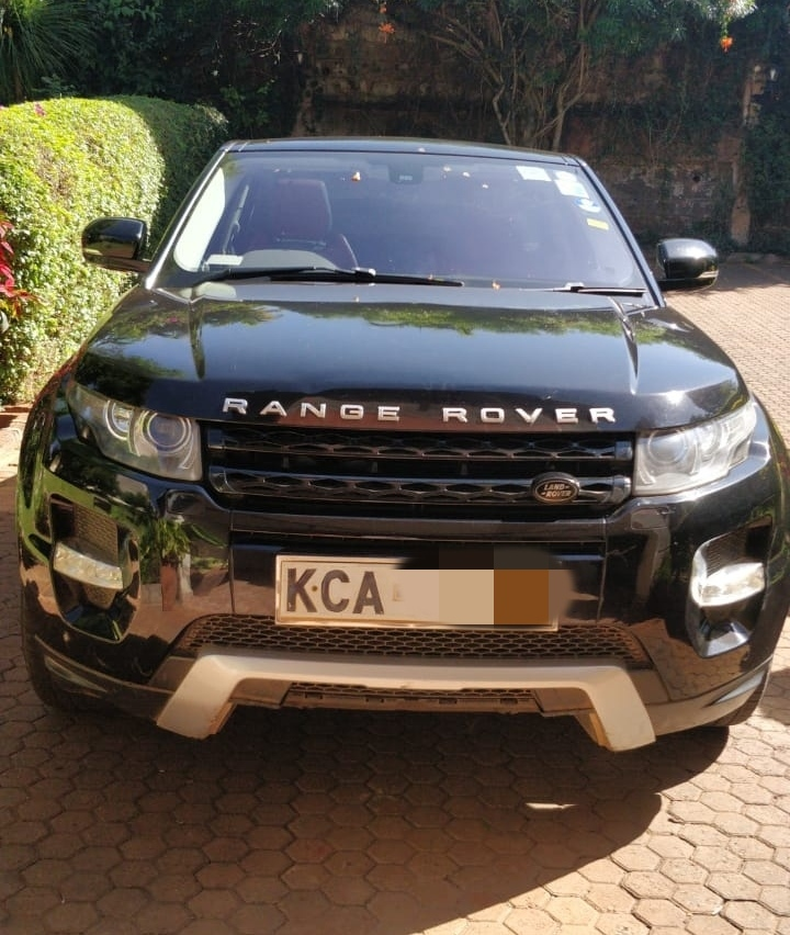 Image of Range Rover Evoque for sale in Nairobi