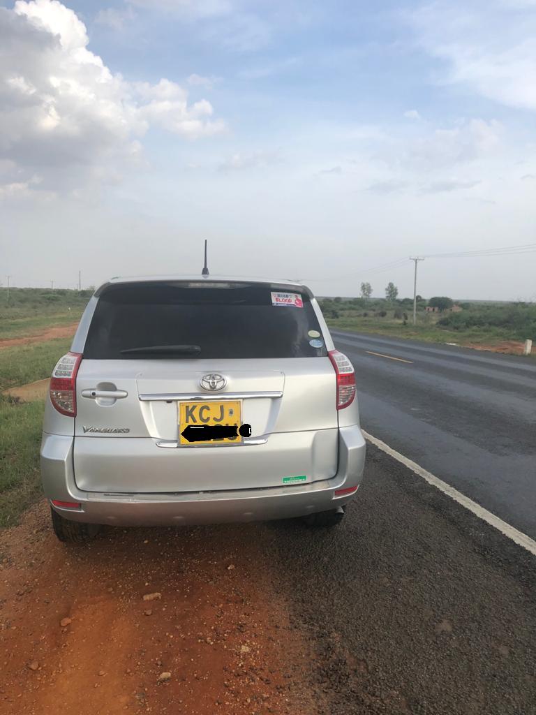 Image of 2009 Toyota Vanguard for sale in Nairobi