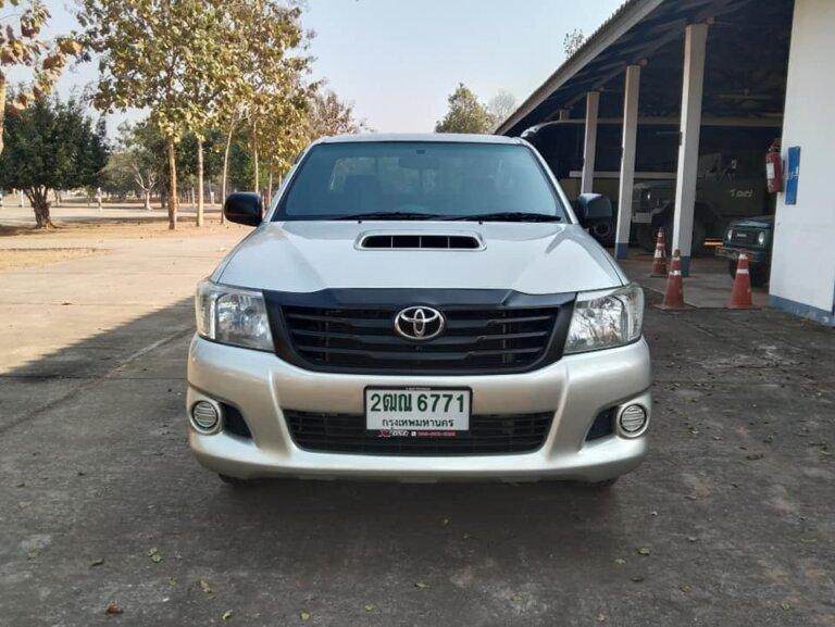 Image of 2014 Toyota Hilux Vigo Turbo Diesel with Intercooler for sale in Nairobi